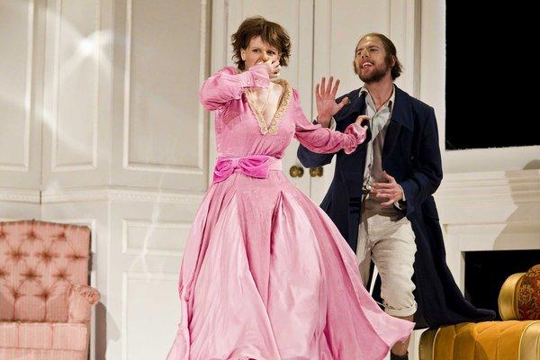 ożenek fota ze spektaklu
