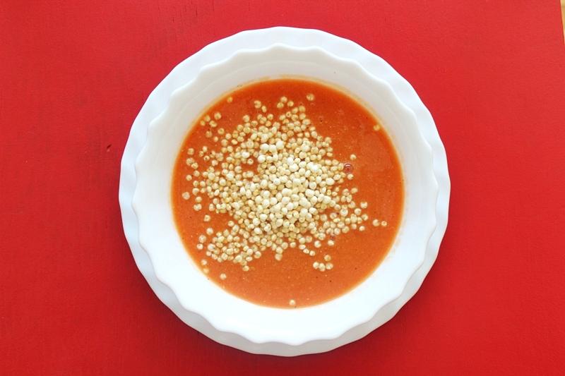 Blyskawiczna Zupa Z Pomidorow I Soczewicy Black Dresses Blog