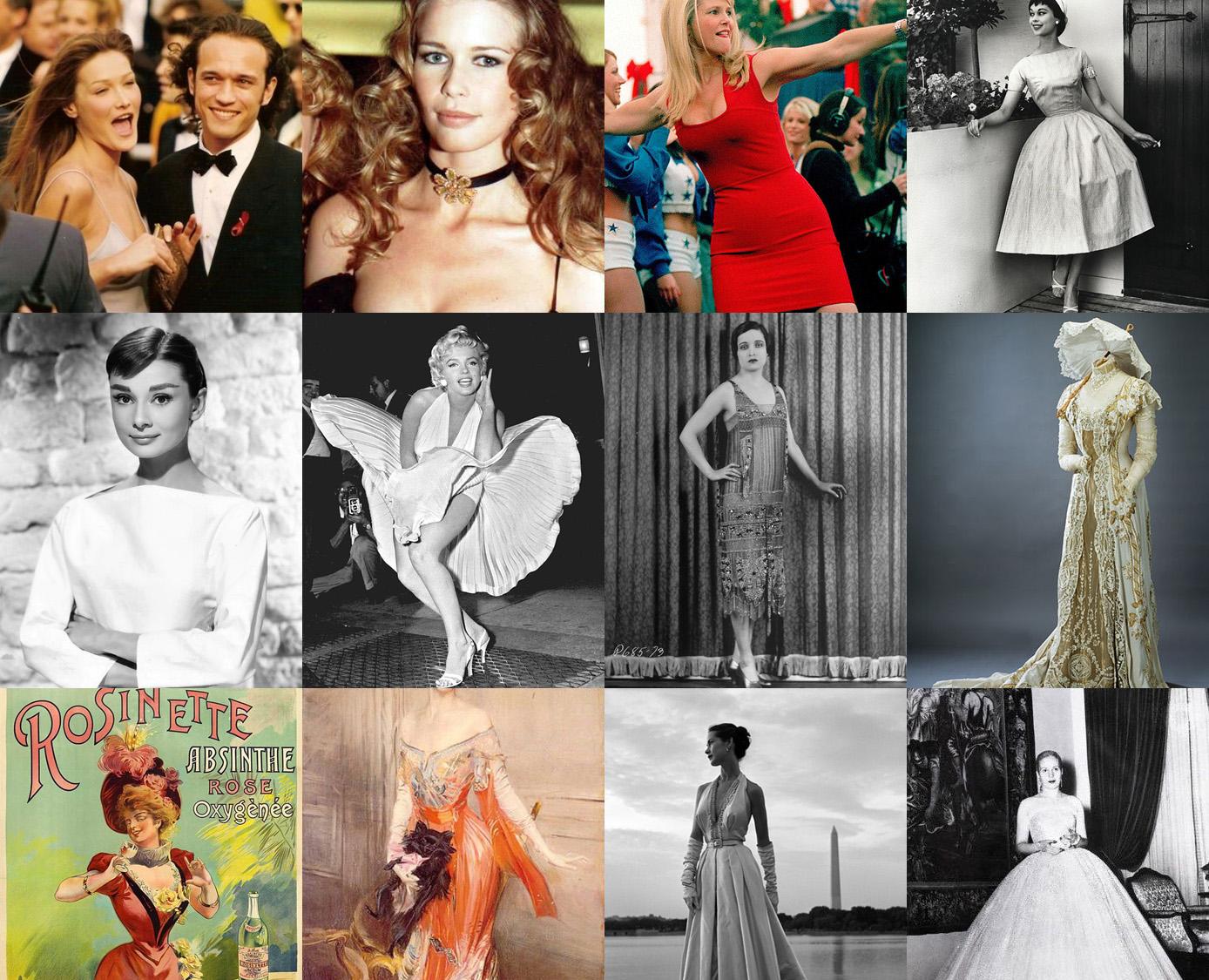 ae51abfc85 Historia sukienki w pigułce – część 3 (wiek XX)