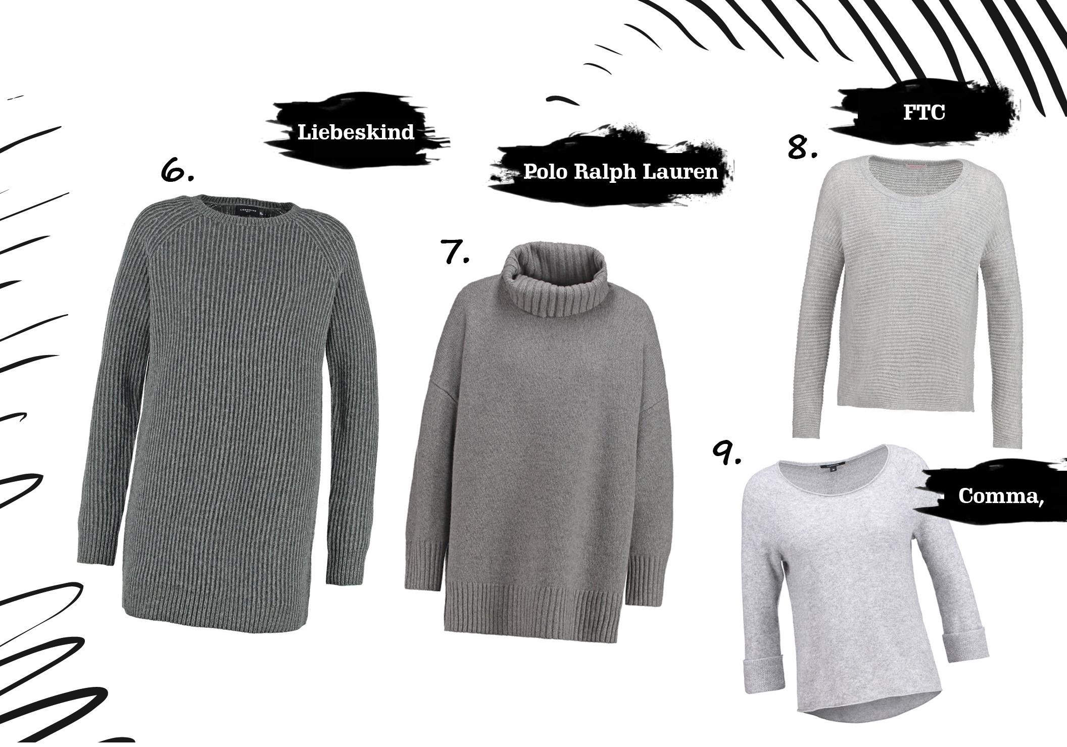 Klasyki – swetry, które naprawdę grzeją! | BLACK DRESSES