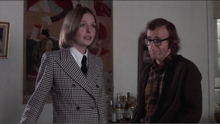 12 – Diane Keaton w filmie Zagraj to jeszcze raz, Sam z 1972 roku