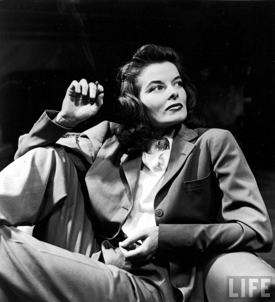 7 – Hepburn w filmie Filadelfijska opowieść z 1940 roku