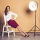 Klasyczne ubrania z naturalnych tkanin – sesja wizerunkowa